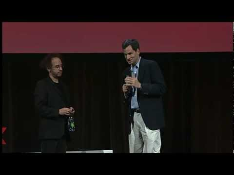 TEDxNewEngland | 11/01/11 | Tod Machover - Interview with David Pogue