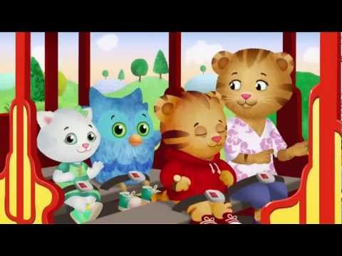 Life's Little Ups and Downs | DANIEL TIGER'S NEIGHBORHOOD | PBS KIDS