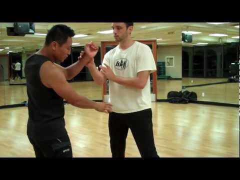 Wing Chun - Tie & Untie Step Drill (part 6)