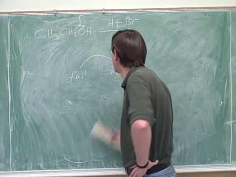 Organic chemistry: Alcohols (5)