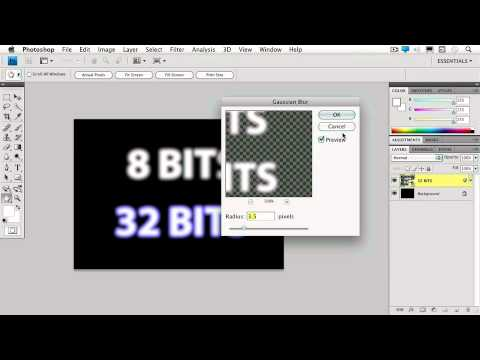 Adobe Photoshop  Mastering Advanced Techniques with Brian Maffitt  Ch4 32 Bit as an Artistic Tool