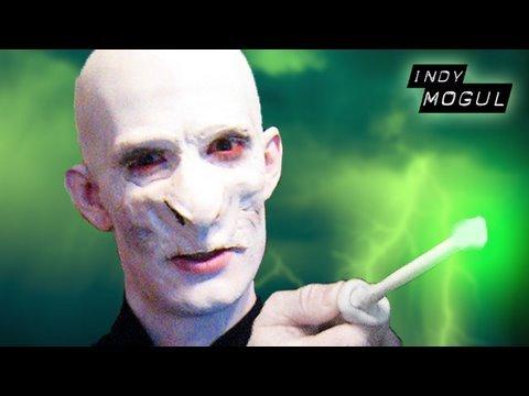 Harry Potter Voldemort Make-up : BFX : Build