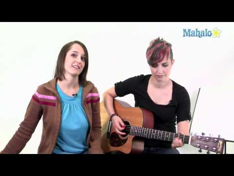 Mahalo Guitar Ustream with Jen Trani and Julie Meyers - August 4, 2011