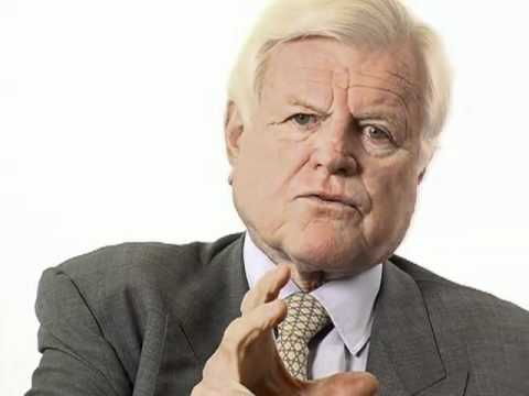 Ted Kennedy on Globalization