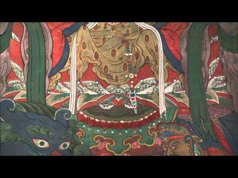18th Century Japanese Scrolls Make Rare U.S. Appearance