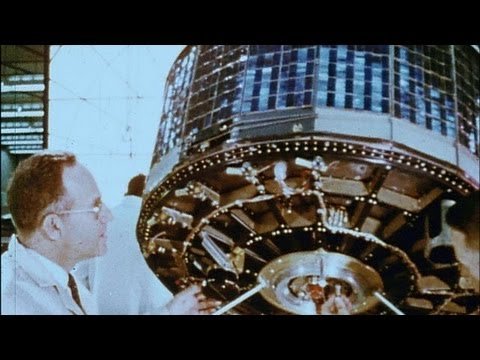 History in HD - Satellites Watching Earth