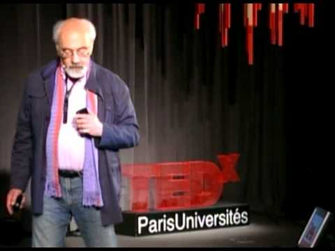 TEDxParisUniversités - Francis Pisani - You are the Children of Archimedes