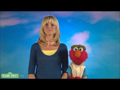 Sesame Street: Heidi Klum: Compliment