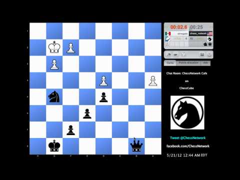 Warzone Kings Chess Tournament [80]