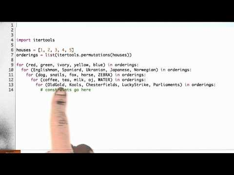 Estimating Runtime - CS212 Unit 2 - Udacity