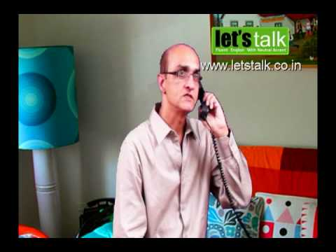 Spoken English Video - Lets Talk English Speaking & Personality Development Training