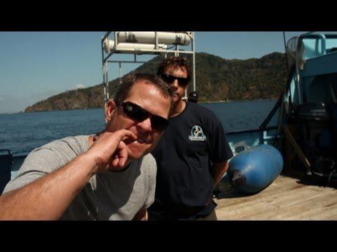 Meet the Shark Men: Chris