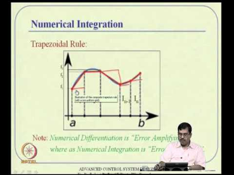 Mod-06 Lec-15 Review of Numerical Methods