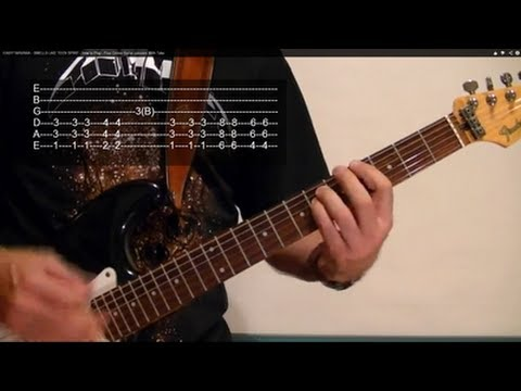LIVING AFTER MIDNIGHT by JUDAS PRIEST, With Tabs