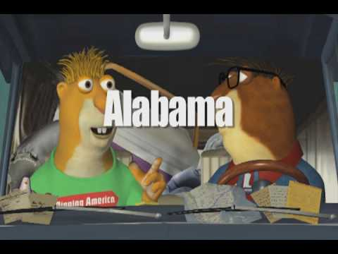 Wilson & Ditch Digging America | Celebrate Our Fifty States | PBS KIDS GO!