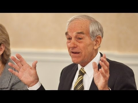 "Ron Paul ""Not Surprised"" Over Rick Perry Comments on Federal Reserve; Fed Talk Is ""Good Politics"""