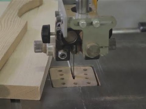 How To Use Your Band Saw