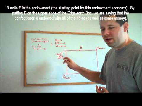 45. The Coase Theorem in The Edgeworth Box