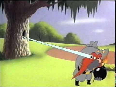 Bugs Bunny - Southern Fried Rabbit