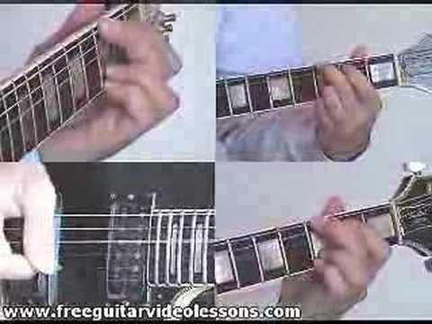 Paradise City - Guns and Roses - Guitar Cover  part 10 www.FarhatGuitar.com