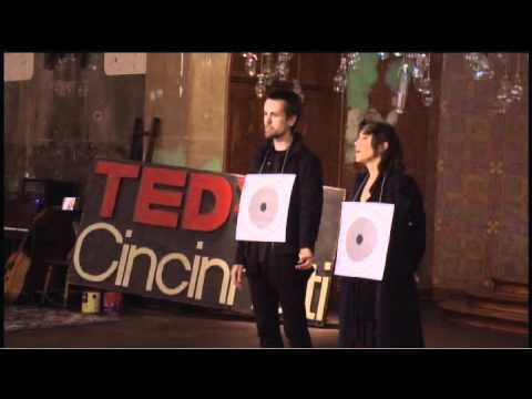 I Send You This Talk Andrea Sisson and Peter Ohs at TEDxCincinnatiChange