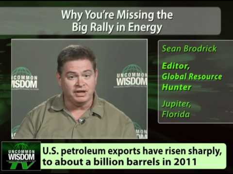 Why You're Missing the Big Rally in Energy