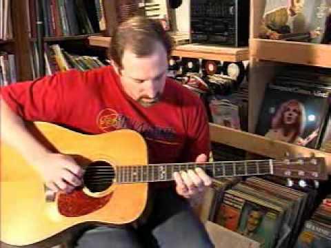 Guitar Lesson -  Dan Lefler's 20 Minute Music Method Weekly Class # 4