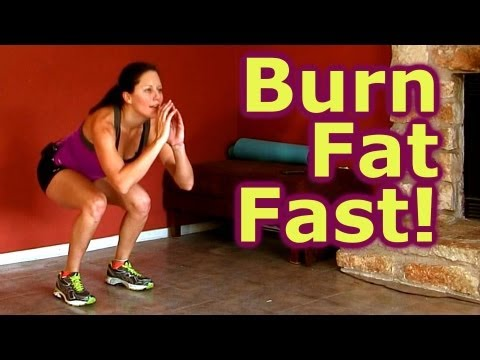 Full Body Cardio Workout to Burn Fat Fast | Dena Psychetruth Weight Loss Training