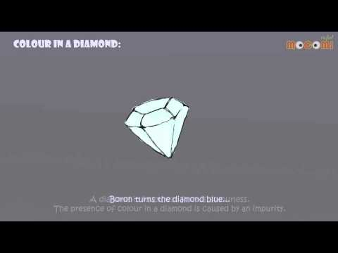 What are the properties of a diamond?