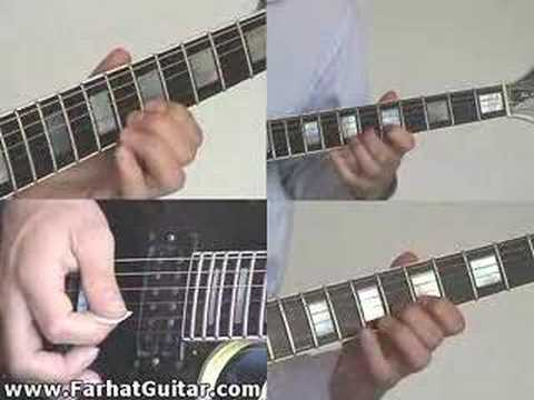 Fear of the Dark Part 3 Iron Maiden www.FarhatGuitar.com