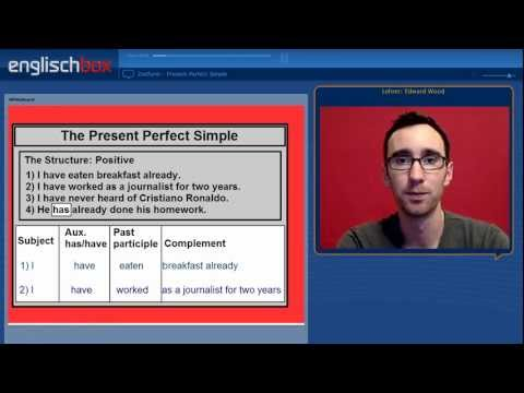 English Grammar | Present Perfect Simple & Past Simple
