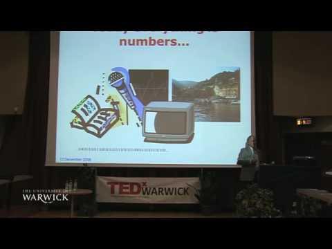 TEDxWarwick - Professor Steve Furber - 2/28/09