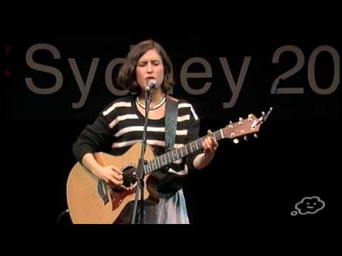TEDxSydney - Missy Higgins - Melbourne Singer Songwriter Charms with 3 Great Songs