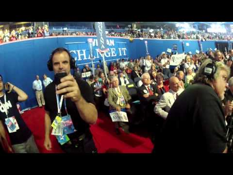 Hatcam Goes to the Conventions