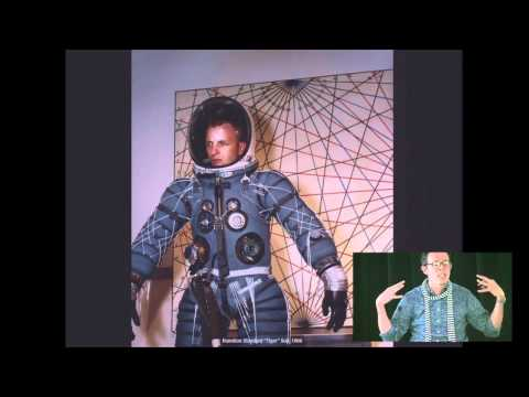 "Authors@Google: Nicholas de Monchaux ""Spacesuit: Fashioning Apollo"""