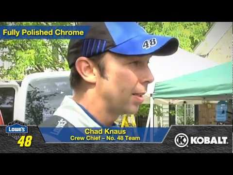 Chad Knaus & Ron Malec on Kobalt Mechanics Tools
