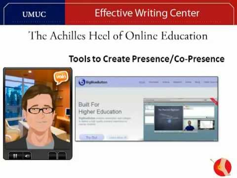 Voki: Add Presence & Co-Presence to the Online Classroom