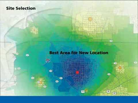 ArcGIS Business Analyst Overview