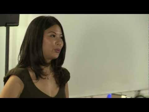 TEDxSingapore - Grace Sai - Who is the hope for World Change 2.0?