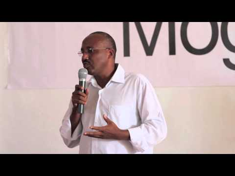 Real estate in Somalia: Mohamed Abdi at TEDxMogadishu