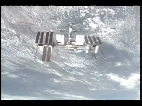 "New Views of ISS Captured on ""Flyaround"""