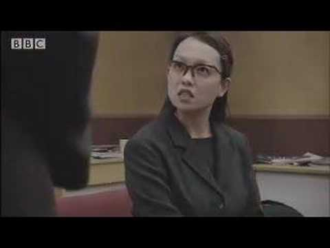 Japanese visitor - The Smoking Room - BBC comedy