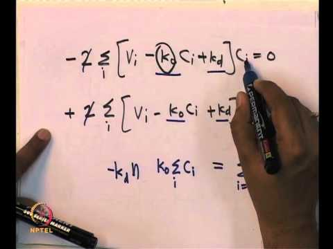 Mod-01 Lec-24 Fitting a Function to Experimental Data