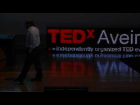 TEDxAveiro - Eli D. Mercer - The Story of 1000 Pots and the Productivity Paradigm