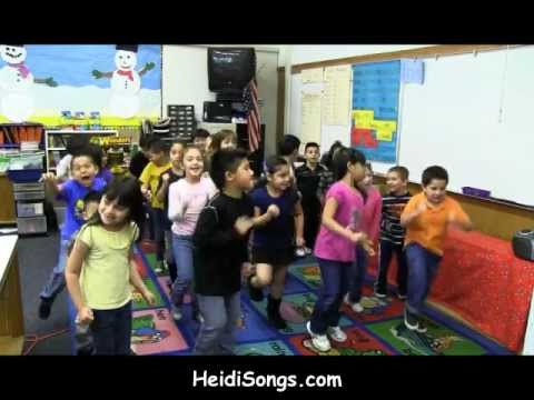 High Frequency Sight Words - Very song