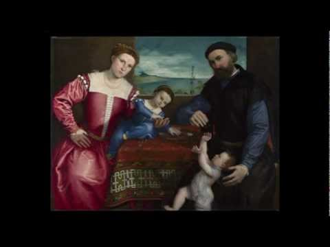 Lorenzo Lotto: a family portrait | Paintings | National Gallery, London