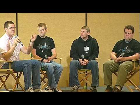 Google I/O 2010 - Fireside chat with the Google Chrome team
