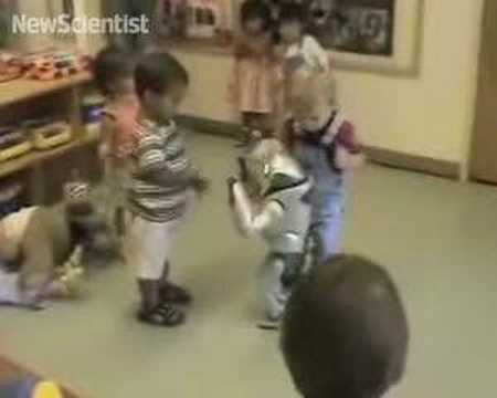 New Scientist video round-up - November 9, 2007