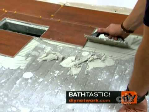 In-Floor Heating-DIY
