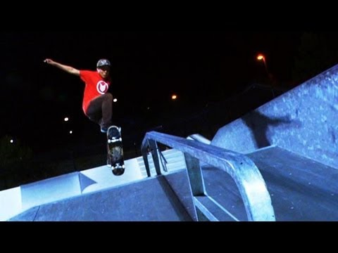 Skateboard Nation - From Pipe Dream to Half-Pipe
